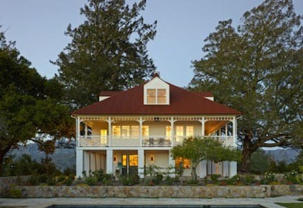Southern Charm in the California Wine Country - House