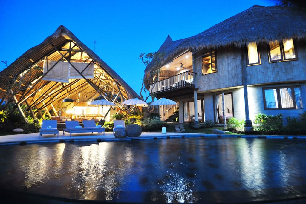Omah Padi - Panoramic Private Villa