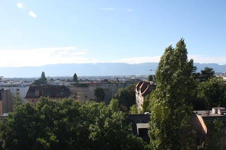 Fabulous apartment in Champel - Geneva - Geneva - Apartment