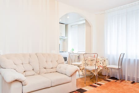 Comfortable two-bedroom apartment - Minsk - Leilighet