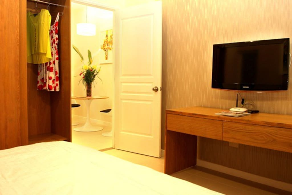 1 BR Apart in Phu Nhuan District