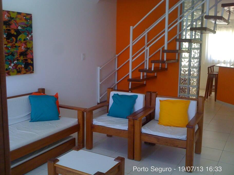 Apartamento 2 suites em Taperapuan