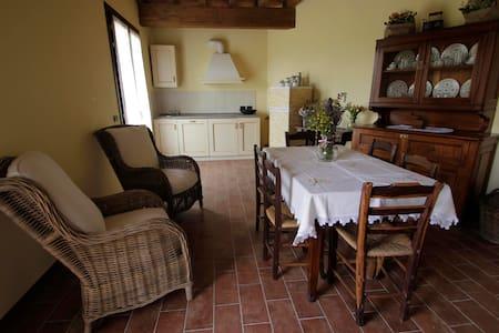 CORTE STELLATA, APP. IL GRANO - Stellata - Lägenhet