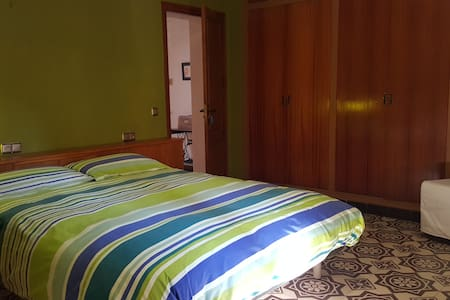 Verde como el campo. - Bed & Breakfast