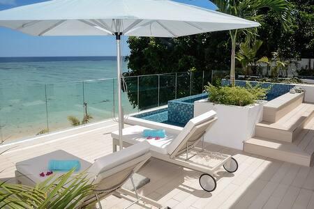Beachfront Luxury Penthouse - Apartment
