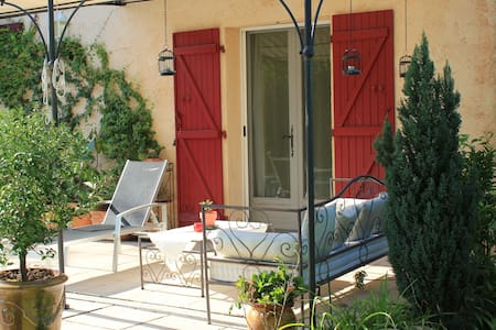 B&B dans charmante villa familiale - Bed & Breakfast
