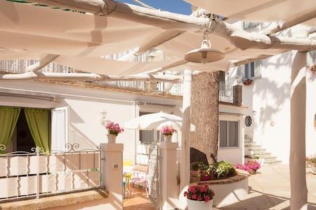 CasaSulCortile_S.Agata Amalfi Coast - Massa Lubrense - Villa
