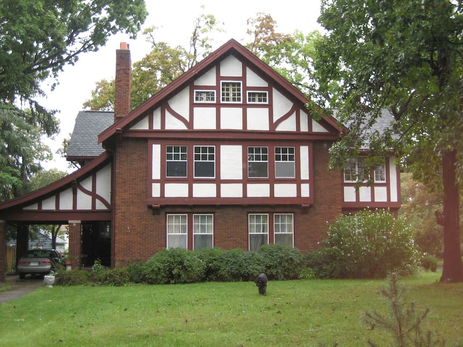 Tudor Revival Mansion