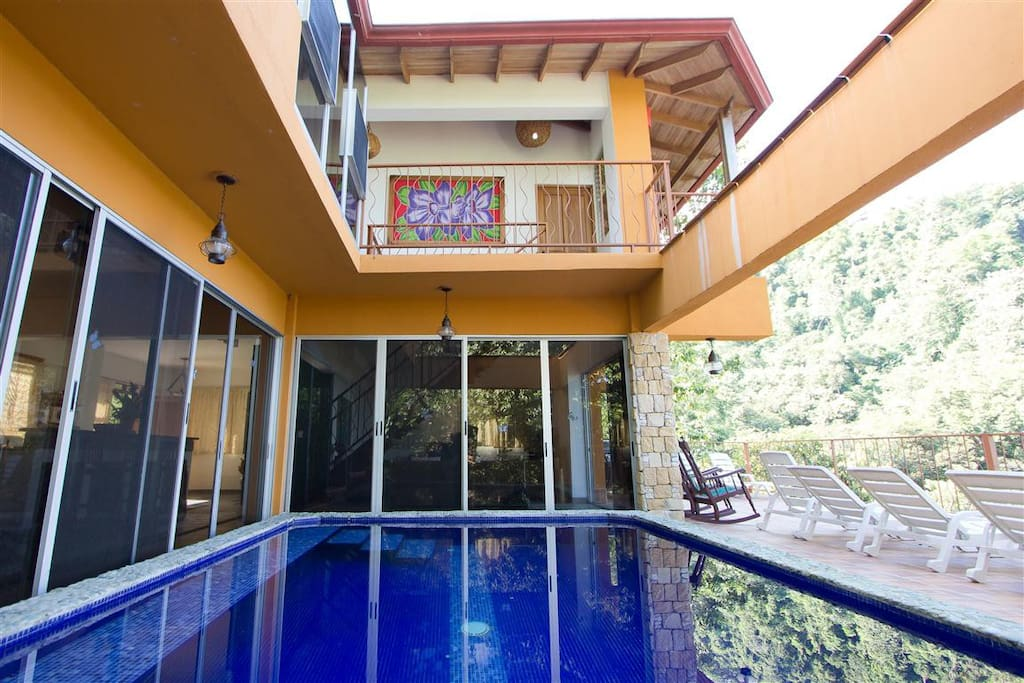 Villa Manakin ideal 4 large groups