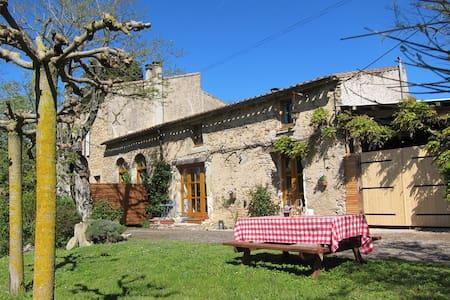 Romantic Cottage near Carcassonne - Casa