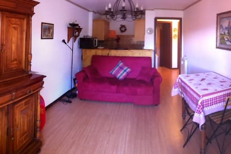 Two rooms flat in front the slopes - Sauze d'oulx