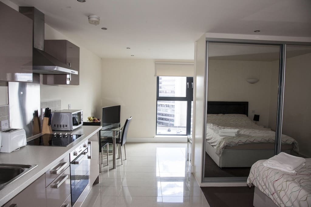 Modern City Centre Apartment