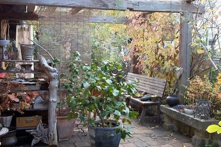 Kleinod bei Bamberg  - HausEtage+Garten+Terrasse - Litzendorf