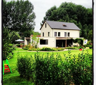 Idyllic country house near Ghent! - Oosterzele - Haus