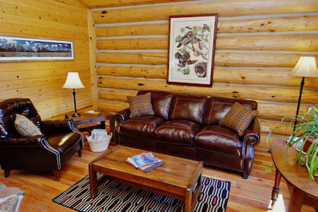 Jackson Hole WY, Secluded Cabin - Stuga