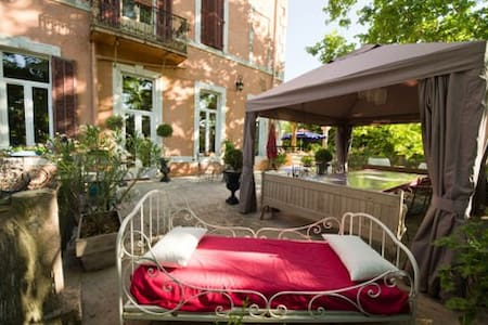 guest house in Provence - Seillons-Source-d'Argens - Bed & Breakfast