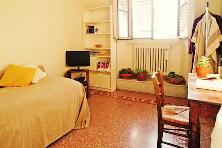 Room & private b with splendid view - Florence - Apartment