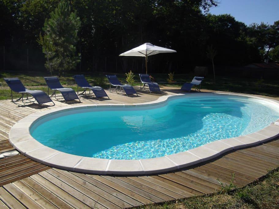 maison de cagne avec piscine houses for rent in sourzac
