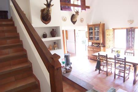 Casa de piedra para 6/8 personas  - Candeleda - Rumah