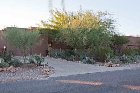 Studio Cottage in gated community - Tucson - Casa