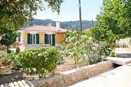 A Beautiful Cottage in Kefalonia ! - Cephalonia Prefecture - Haus
