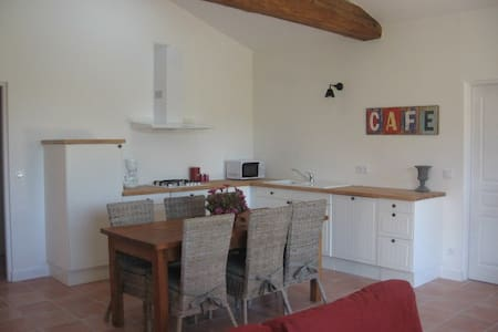 Holiday cottage 30 mn from Bordeaux - Casa