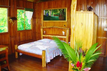Private OSA Beach & Jungle Bungalow