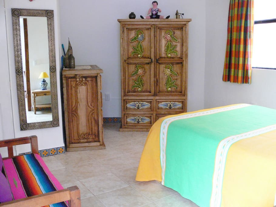 Retablo Suite bedroom