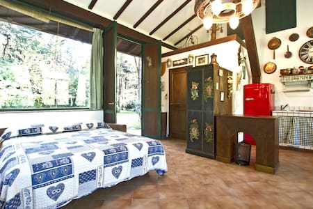 B&B - The Garden of Chickadees - Borgo Ticino - Bed & Breakfast