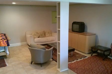 CHIC BACHELOR APT in WATERTOWN - Watertown - Pis