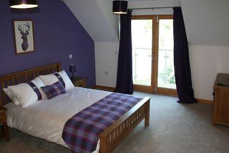 Balachladaich B&B, Loch Ness, Dbl - Bed & Breakfast