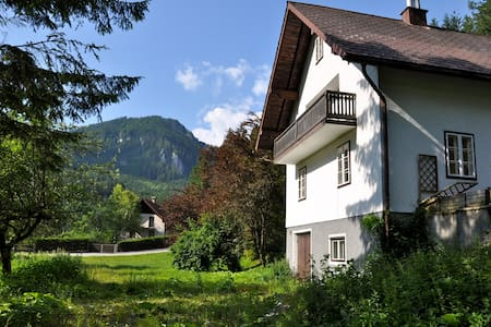 House in Naturpark Ötscher Tormäuer - Langseitenrotte - House