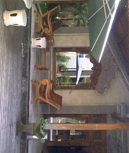 SERVICED Room Joglo,Kuta Bali /WiFi