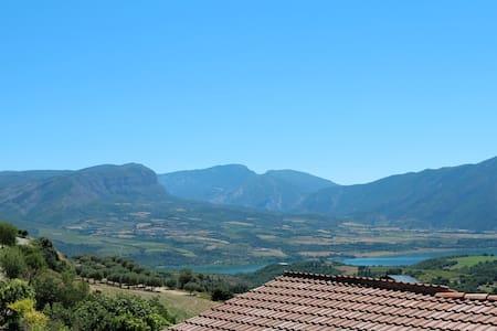 Incredible mountain and lake views. - Torallola