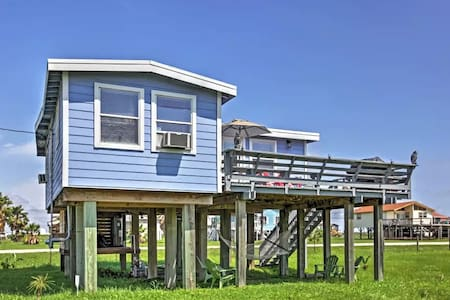Charming 2BR Freeport Beach House - Freeport - Haus