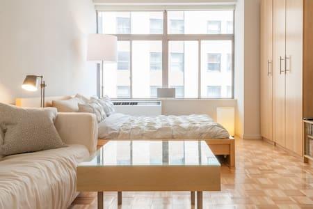 Financial District Luxury Loft - New York - Apartment
