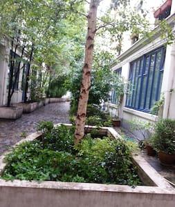 Studio at the Quartier Latin Paris