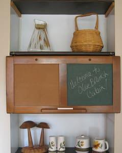 Olive Tree Cabin Quiet & Romantic  - Cabin