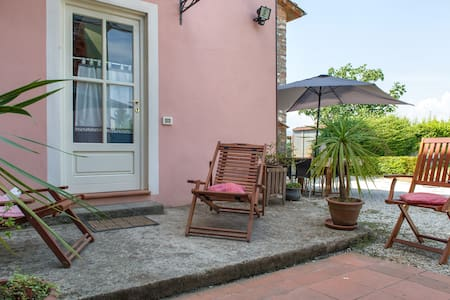 The Pink House - Lucca - Apartment