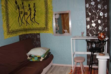 Chambre privée a Barentin - Haus