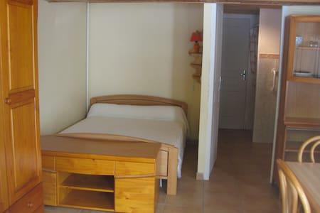 Rent a beautiful furnished studio - Haus