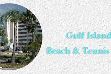 Gulf Island Beach Condo - Wohnung