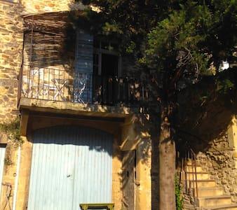 Petit château proche du Pont du Gard. - Linna