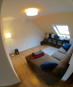 Gemütliche Wohnung mit Balkon - Leipzig - Wohnung