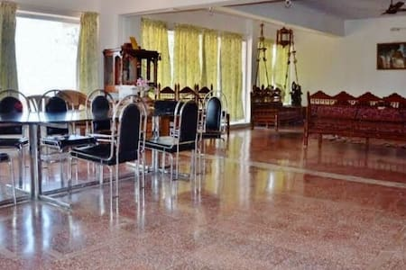 Valley view Bungalow on rent in Panchgani - Bungalow