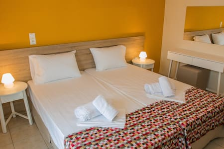 Sunny Beach Apartments Rethymno - Studio - Rethimnon - Lägenhet