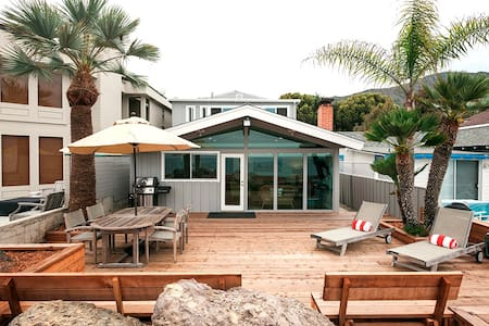 Beachfront California Classic - Haus