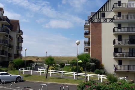 Accès direct à la plage à 200m/F2 - Cabourg - Apartment