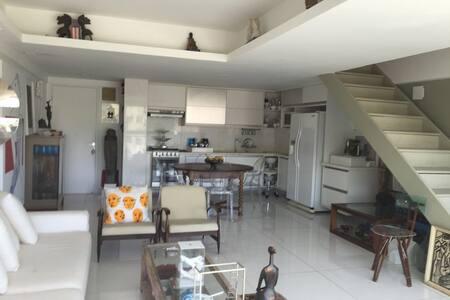 COBERTURA DUPLEX  FRENTE MAR - Salvador - Wohnung