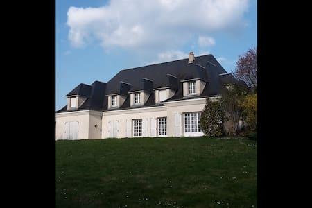 Chambre avec Vue sur Parc a 20min de Fontainebleau - Dordives - Hus